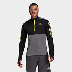 Men's adidas Own The Run Half-Zip Running Top