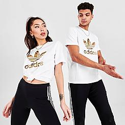 adidas Originals Camo Trefoil Infil T-Shirt