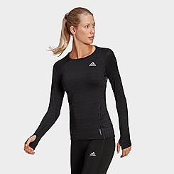 Women's adidas Runner Long-Sleeve Running Shirt