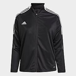 Women's adidas Tiro 21 Track Jacket (Plus Size)