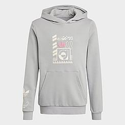 Girls' adidas Originals Graphic Print Hoodie