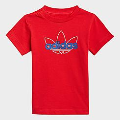 Kids' Toddler and Little Kids' adidas Originals SPRT Collection Graphic T-Shirt