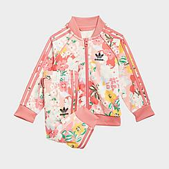 Girls' Infant and Toddler adidas Originals HER Studio London Floral Track Suit