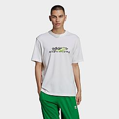 Men's adidas Originals Adventure Big Logo T-Shirt