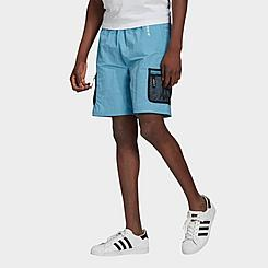 Men's adidas Originals Adventure Woven Cargo Shorts