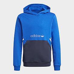 Kids' adidas Originals SPRT Collection Pullover Hoodie