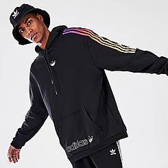 Men's adidas Originals SPRT 3-Stripes Hoodie