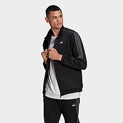 Men's adidas Originals SPRT Outline 3-Stripes Track Jacket