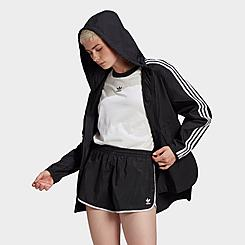 Women's adidas Originals HER Studio London Windbreaker Jacket