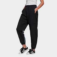 Women's adidas Originals Adicolor Sliced Trefoil Japona Track Jogger Pants
