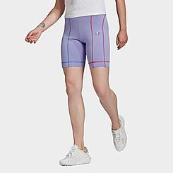 Women's adidas Originals Adicolor Sliced Trefoil Short Tights