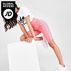 Women's adidas Originals Primeblue High Waisted Short Tights