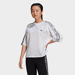 Women's adidas Originals Trefoil Essentials T-Shirt