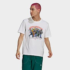 Men's adidas Originals R.Y.V. Rateunion T-Shirt