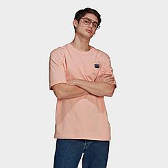 Men's adidas Originals R.Y.V. Abstract Trefoil T-Shirt