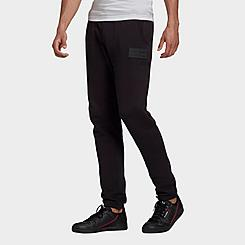 Men's adidas Originals R.Y.V. Silicone Double Linear Badge Jogger Pants