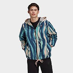 Men's adidas Originals R.Y.V. Windbreaker Jacket