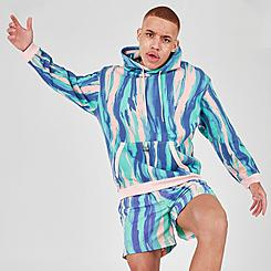 Men's adidas Originals R.Y.V. Allover Print Hoodie