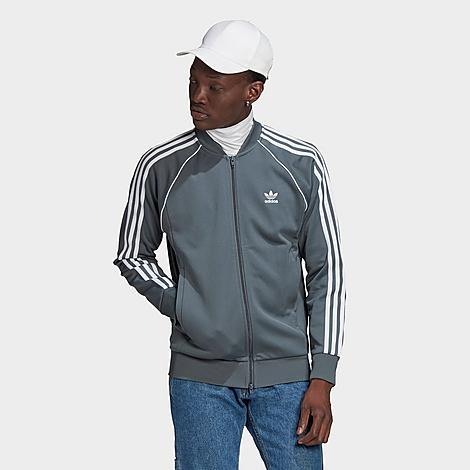 Adidas Originals ADIDAS MEN'S CLASSICS ADICOLOR PRIMEBLUE SST TRACK JACKET