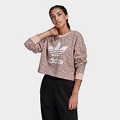 Women's adidas Originals Oversized Tunic Sweatshirt