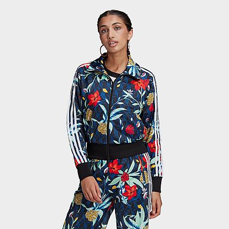 Adidas Originals ADIDAS WOMEN'S ORIGINALS HER STUDIO LONDON TRACK JACKET SIZE X-LARGE POLYESTER