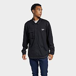 Men's Reebok Piqué Shacket