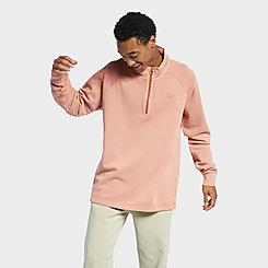Men's Reebok  Classics Natural Dye Half-Zip Sweatshirt