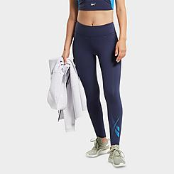 Women's Reebok Lux 2 Graphic Training Tights