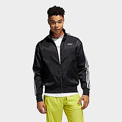Men's adidas Originals Satin Firebird Track Jacket