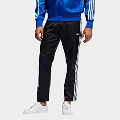 Men's adidas Originals SPRT Satin Firebird Track Pants