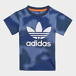 Infant and Kids' Toddler adidas Originals Allover Camo Print T-Shirt