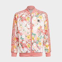 Girls' adidas Originals HER Studio London Floral Track Jacket
