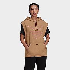 Women's adidas Originals Sleeveless Hoodie