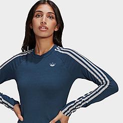 Women's adidas Originals Fakten Long-Sleeve Shirt
