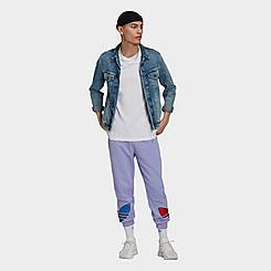 Men's adidas Originals Adicolor Tricolor Trefoil Jogger Pants