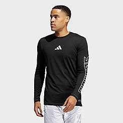 Men's adidas FB Hype Long-Sleeve T-Shirt