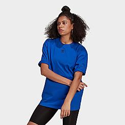 Women's adidas Originals R.Y.V. Cropped T-Shirt