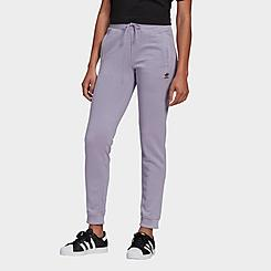 Women's adidas Originals Adicolor 3D Trefoil Jogger Pants