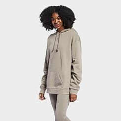 Women's Reebok Classics Natural Dye Oversized Hoodie
