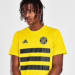 Men's adidas Columbus Crew SC Pitch T-Shirt