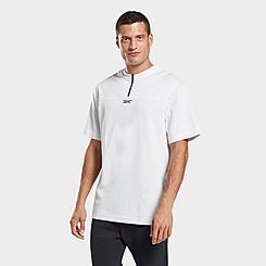 Men's Reebok MYT Tyler Half-Zip T-Shirt