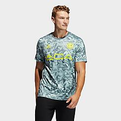 Men's adidas Los Angeles Summer Nights Graphic Soccer Jersey