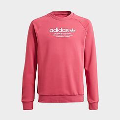 Girls' adidas Originals Adicolor Crewneck Sweatshirt