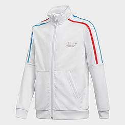 Big Kids' adidas Originals Adicolor Primeblue Track Jacket