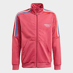 Girls' adidas Originals Adicolor Primeblue Track Jacket