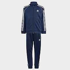 Girls' Toddler and Little Kids' adidas Originals Adicolor SST Track Suit