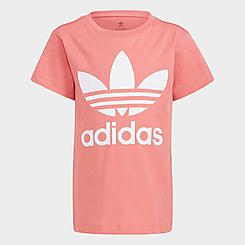 Girls' Toddler and Little Kids' adidas Originals Trefoil T-Shirt
