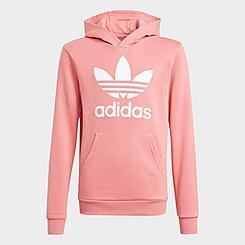 Girls' adidas Originals Trefoil Pullover Hoodie