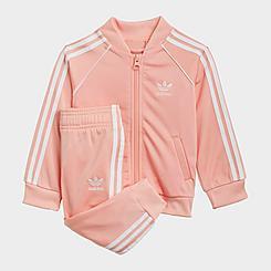 Girls' Infant and Toddler adidas Originals Adicolor SST Track Suit