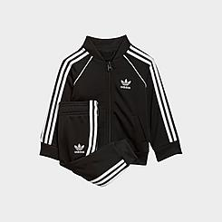 Infant and Kids' Toddler adidas Originals Adicolor SST Track Suit
